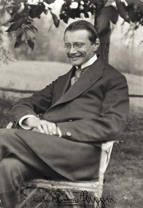 Bruderhof founder Eberhard Arnold